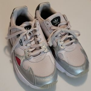 Women's Adidas Falcon 90's Chunky Style Sneaker 6